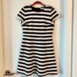 Boden Ottoman Striped Dress
